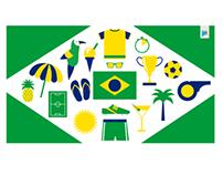 Brazil Vectors
