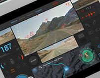 Carma / Vehicle remote control / Concept