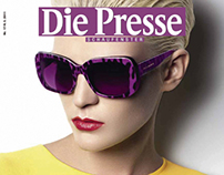 Die Presse Cover / June 2011