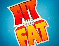 FIT the FAT - gameart