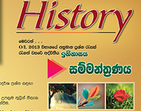 Flyer (Oct. 02-2013) for Sujith Gamage