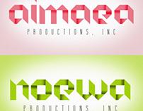 Origami Logo Experiments