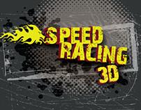 Speed Racing 3D - UI