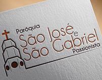 Logo - Paróquia São José e São Gabriel Passionista