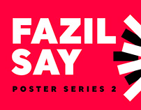 Fazıl Say - Poster Series 2