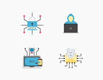 Cyber Security Iconpack