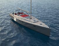 ACD - SY Marlin 15mt