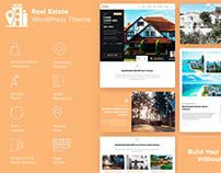 Real Estate WordPress Theme Features