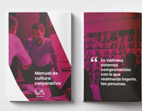 Valmesa - Corporate and Brand Identity