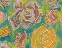 Floral Study 4
