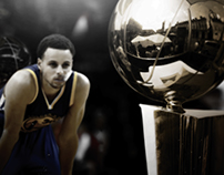 Eyes on the Prize - Steph Curry, LeBron James