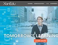 XanEdu Website Relaunch