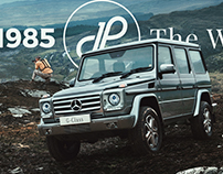 Finding VS Creating | Mercedes Benz G Class AMG