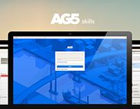 AG5 UI (work in progress)