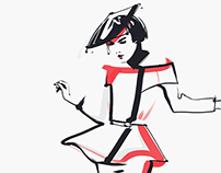 Fashion illustrations vol.2
