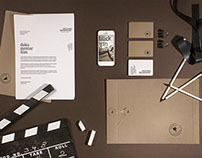 Corporate Design: Michael Weinmann, Filmemacher