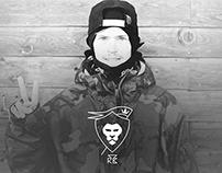 SZKB - athlete identy & protfolio print