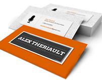 Business Card Design (client work)