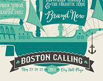 Boston Calling 2014