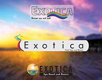 Exotica Logo Designs