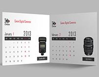 calendar for canon