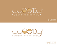 WOODY furniture Logo