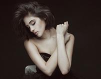 Noir et blanc. Jenia Lubich