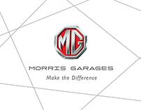 Morris Garages - Wall Design