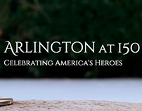 Arlington National Cemetery 150th Anniversary