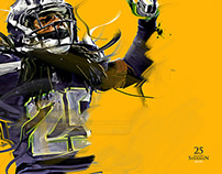 Sherman Digital painting