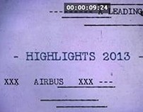 Airbus - Highlights 2013