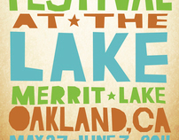 Festival at the Lake Promotional Material