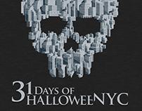 31Days of HalloweeNYC