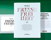 Fotos für die Pressefreiheit 2014