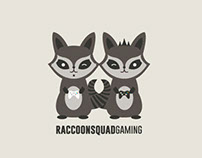 Raccoon Squad Gaming | Branding