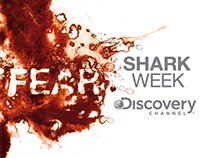 Shark Week - Fear Campaign
