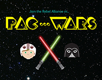 PAC-WARS JavaScript Game
