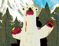 Not so polar bear