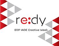 Re:dy | EDP IADE CREATIVE WEEK