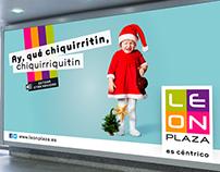 Campaña de Navidad C.C. León Plaza