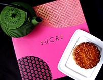 SUCRE Mooncake ART BOX Mid Autumn Festival 2014