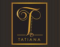 Tatiana Logo & Branding