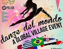 Danze del Mondo: Global Village Event