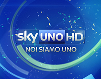 Sky Uno - Brazil 2014 Ident