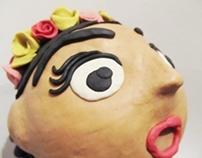 Lila Downs Art Toy