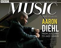 Music Magazine Rebrand