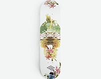oaks skateshop ✕ véronique nguyen