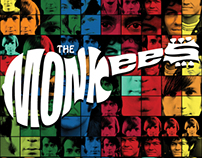 THE  MONKEES 2014 Tour Book Design/Layout