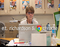 ETR And Chrome: Mrs. Villone