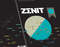 Magazin ZENIT (redesign)
